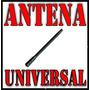 Haste Antena Universal Som Teto Vw Gm Fiat Ford Renault Audi