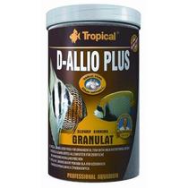 Ração Tropical Dallio Plus Granulat 600 Gramas