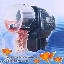 Alimentador Automático Para Aquários