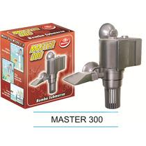 Bomba Submersa Master 300 L/h 110v - Aquários Lagos E Fontes
