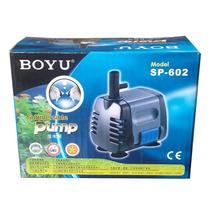 Bomba Submersa Boyu Sp-602 340 L/h 110v Aquario