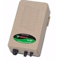 Compressor De Ar A Pilha - Rs-aqua Rs Electrical Rs-980 Com