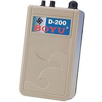Compressor De Ar Boyu A Pilha D-200 1,5 W