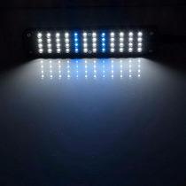 Luminárira De Led P/ Aquario De Agua Doce,salgado 110/220 V