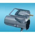 Compressor De Ar P/transporte De Peixes,camarão 12v. Mod 903