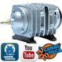 Compressor De Ar Eletromagnético Boyu/jad/resun Acq-001 220v