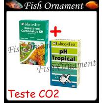 Alcon Labcon Teste Co2 Gás Carbonico Kh + Ph Fish Ornament