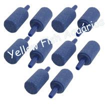 Kit Com 5 Pedras Porosas Para Aquário - Compressores