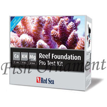 Red Sea Test Reef Foundation Pro Test Kit Fish Ornament