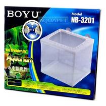 Criadeira Boyu Com Tela Nb-3201 16x14x16 - Aquapet