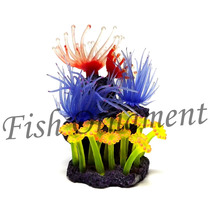 Enfeite De Silicone Soma Fundo Do Mar 03 Fish Ornament
