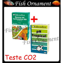 Alcon Labcon Teste Co2 Gás Carbonico Kh + Ph Fish Ornament