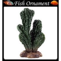 Soma 055204 Enfeite Resina Planta Cactus 116