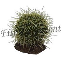 Enfeite De Resina Soma Planta Cactus 106 Fish Ornament