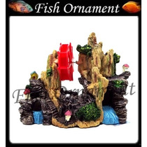 Enfeite De Resina Aquario Boyu Ro-2194 Fish Ornament