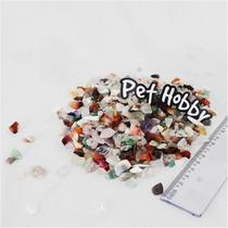 Cascalho Misto De Ametista P (caixa C/ 1kg.) - Pet Hobby