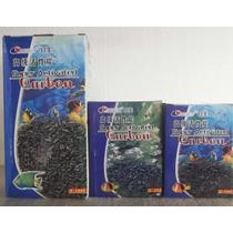 Carvão Ativado Resun C1000 1kg - Filtragem Química Aquários