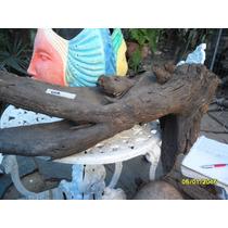 Tronco Para Aquários, Terrários, Aqua-terrários, Lagos 008.