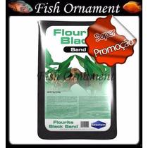 Substrato Flourite Black Sand 7kg Fish Ornament