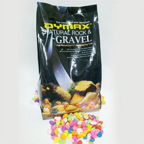 Cascalho Colorido Para Aquário E Decoração 2kg - Dymax