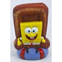 Enfeite Penn Plax Sbr-20 Bob Esponja Na Cadeira