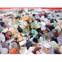 Pedras Para Aquário Cores Variadas 1kg