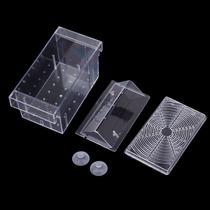 Boyu Criadeira Plástica Fh102 Flutuante Para Aquário Peixes