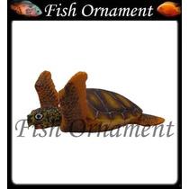 Soma 040400 Tartaruga Nadadora Fish Ornament