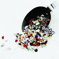 Cascalho Misto De Ametista M (caixa C/ 5kg.) - Pet Hobby
