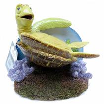 Enfeite De Resina Tartaruga 2 De Procurando O Nemo - Nmr6