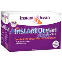 Sal Marinho Instant Ocean 27,2kg Caixa - Faz 756 Litros