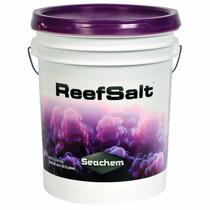 Sal Para Aquario Marinho Reef Salt Seachem 20,2 Kg-promoção!