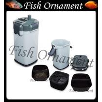 Filtro Canister Hopar Kf 2218 110v Com Midias Fish Ornament