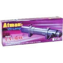 Filtro Uv 36w Atman Ultra Violeta Para Aquários E Lagos 220v