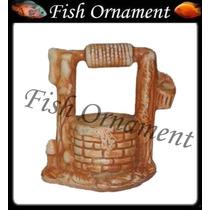 Enfeite Trema Poço Envelhecido T 08 - Fish Ornament