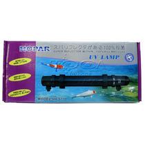Filtro Ultra Violeta Hopar 9w - Para Aquários E Lagos