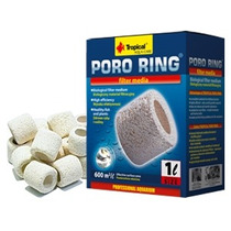 Poro Ring Midia Filtrante 1l Tropical