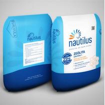 Zeólita - Celpool - Para Filtros De Piscinas - 25kg
