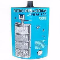 Filtro Zanclus De Bacteria Aquario - Fbm 155