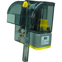 Filtro C/bomba Externo Alife 50 110v. 190 Lit/h 4 W. Aquário