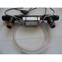 Kit Filtro Onix Uv 8w C/bomba 600l Ultra Violeta Lampad 110v