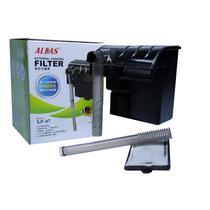 Filtro Externo Aleas Xp 07 500 L/h Aquarios Até 100 Litros