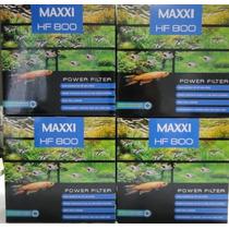 Filtro Externo Maxxi Hf 800 600l/h P/ Aquários De Até 200l