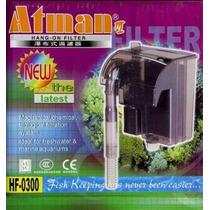 Filtro Externo Atman Hf300 - 300 Litros Hora - 110v
