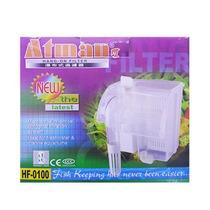 Filtro Externo Atman Hf100 Hf0100 Hf-100 Hf 100 110v/127v.