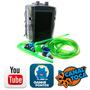 Filtro Canister Jebao 1200l/h - 403 110v - + Bio Glass + Car