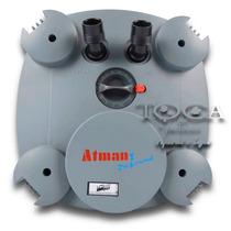Cabeçote P/ Filtro Canister Atman 3338 220v -toca Dos Peixes