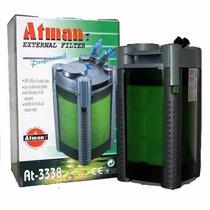 Filtro Externo Canister Atman At- 3338 3 Cestas 1200l/h 110v
