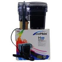 Filtro Externo Dophin H-500 110v - Paraíso Dos Aquários