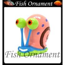Enfeite Penn Plax Gary Grande Bob Esponja Fish Ornament
